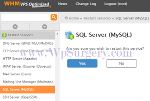 vps_restartSQLServerMySQL